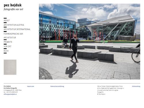 pez hejduk Architekturfotografie